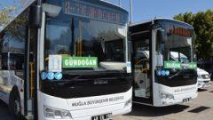 Muğla'da Toplu Taşıma Kullanımı Yüzde 66.8 Arttı…