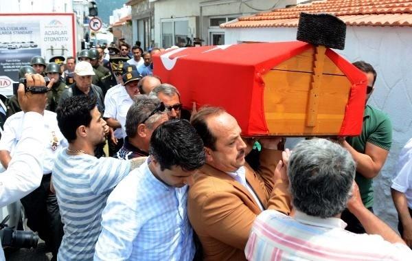 kıbrıs BODRUM, KIBRIS GAZİSİNİ SONSUZLUĞA UĞURLADI… kibris gazisi mehmet sivaci yasamini kaybetti 1