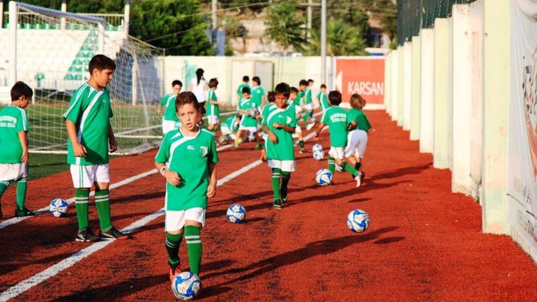 BODRUMSPOR'UN FUTBOL AKADEMİSİ 2-4 AĞUSTOS'TA…