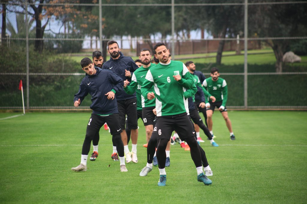 bodrum belediyesi BODRUMSPOR ANTALYA KAMPINI TAMAMLADI… Bodrumspor Antalya Kampini Tamamladi 2