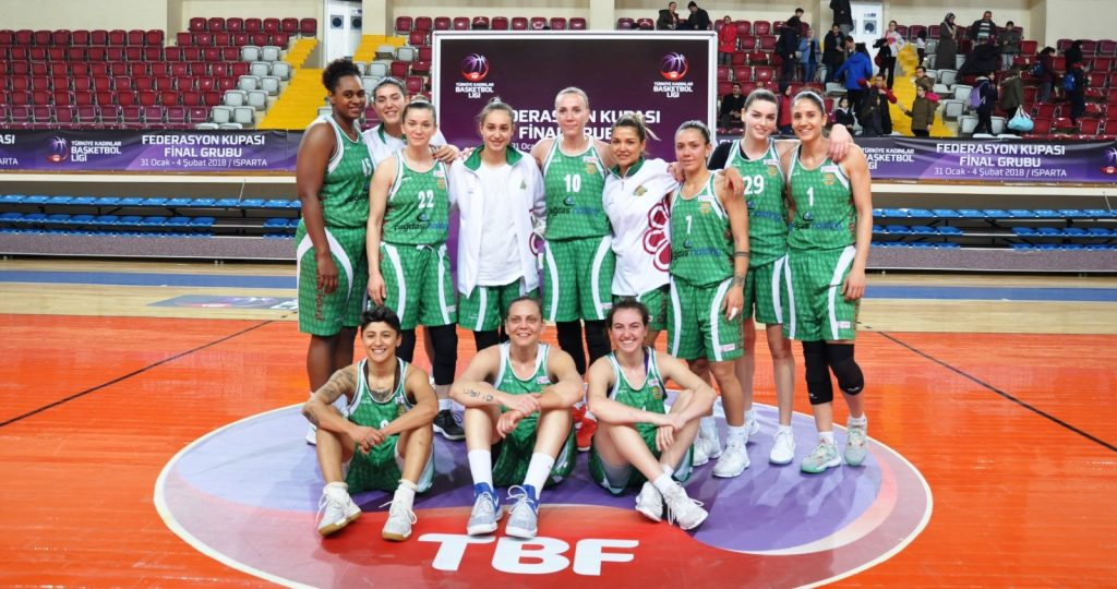 basketbol KIRÇİÇEKLERİ FEDERASYON KUPASINDA FİNALDE… kircicegi bodrum basket