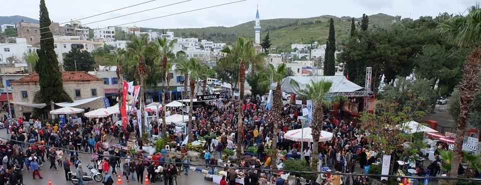 acı ot ACI OT FESTİVALİNİN LEZZETLİ GÜNLERİ YAPILDI… bodrum aci ot festivali 1