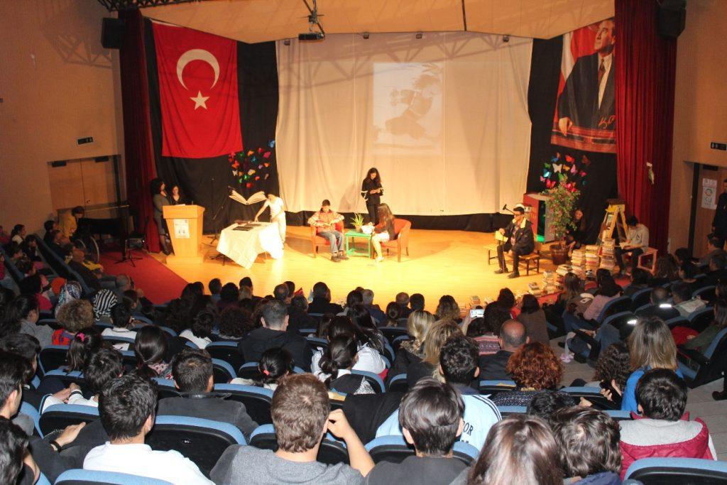 kütüphane 54. KÜTÜPHANE HAFTASI BAŞLADI… bodrum kutuphane haftasi 3