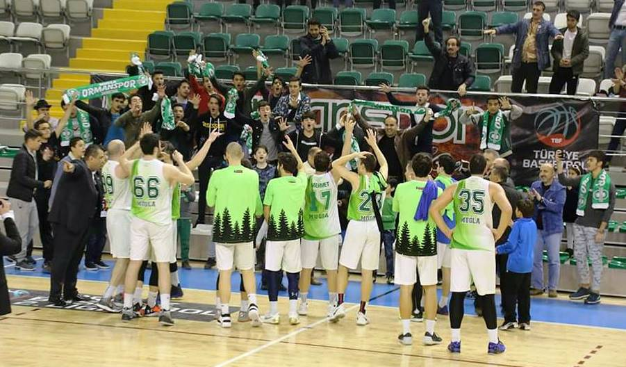 ormanspor MUĞLA ORMANSPOR LİGDE BENDE VARIM DEDİ… mugla ormanspor basketbol 1