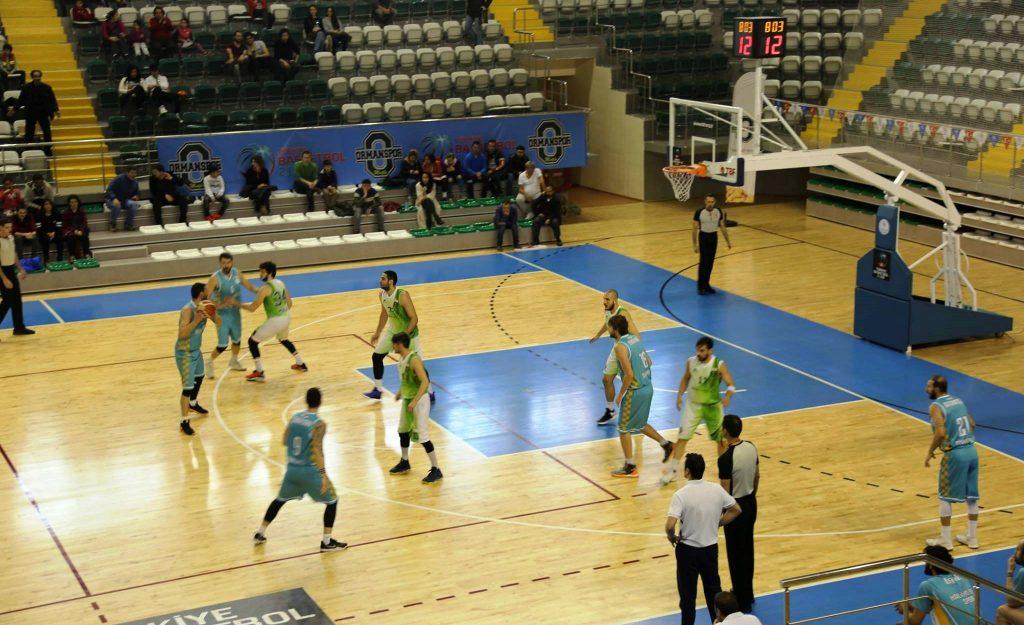 ormanspor MUĞLA ORMANSPOR LİGDE BENDE VARIM DEDİ… mugla ormanspor basketbol 2