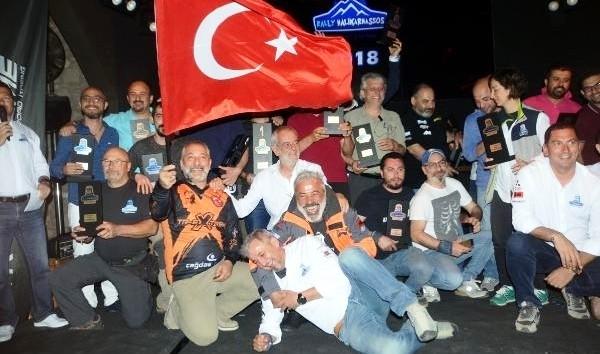 bodrum rally 4 GÜNLÜK MÜCADELE'DE ÖDÜL GECESİYLE SONA ERDİ… Bodrum Rally Halikarnassos 1
