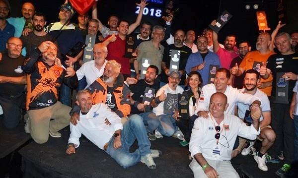 bodrum rally 4 GÜNLÜK MÜCADELE'DE ÖDÜL GECESİYLE SONA ERDİ… Bodrum Rally Halikarnassos 2