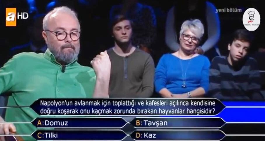 yarışma BODRUMLU TİYATROCU BİLGİ YARIŞMASINDA 60 BİN LİRA KAZANDI… bodrum dan kim milyoner olmak ister e katildi herkes onu izledi