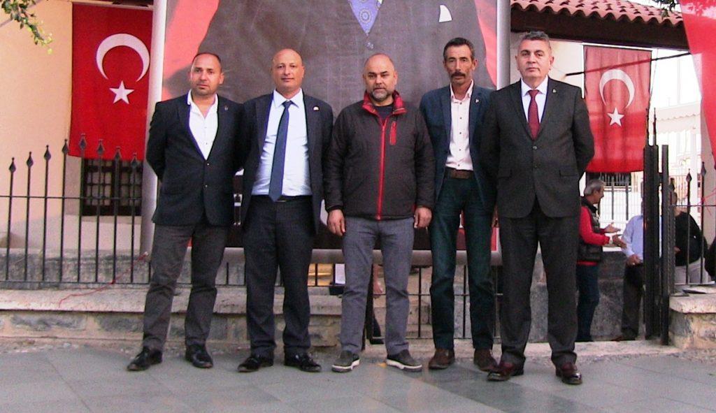türkeş MHP BODRUM TEŞKİLATI TÜRKEŞ'İ ANDI… bodrum mhp cengizhan sancar 1