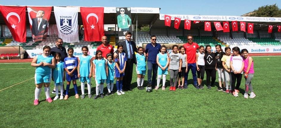 ismail altındağ İSMAİL ALTINDAĞ ÇOCUK FUTBOL FESTİVALİ BAŞLADI… ismail alt  ndag futbol turnuvas 2
