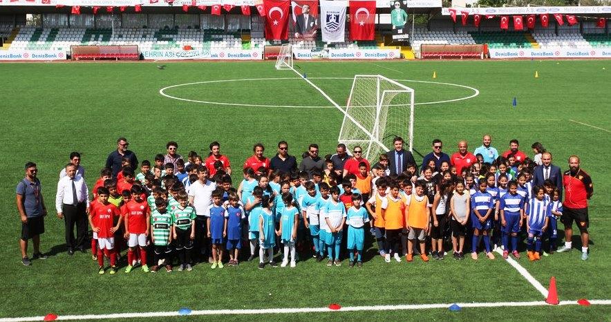 ismail altındağ İSMAİL ALTINDAĞ ÇOCUK FUTBOL FESTİVALİ BAŞLADI… ismail alt  ndag futbol turnuvas 3