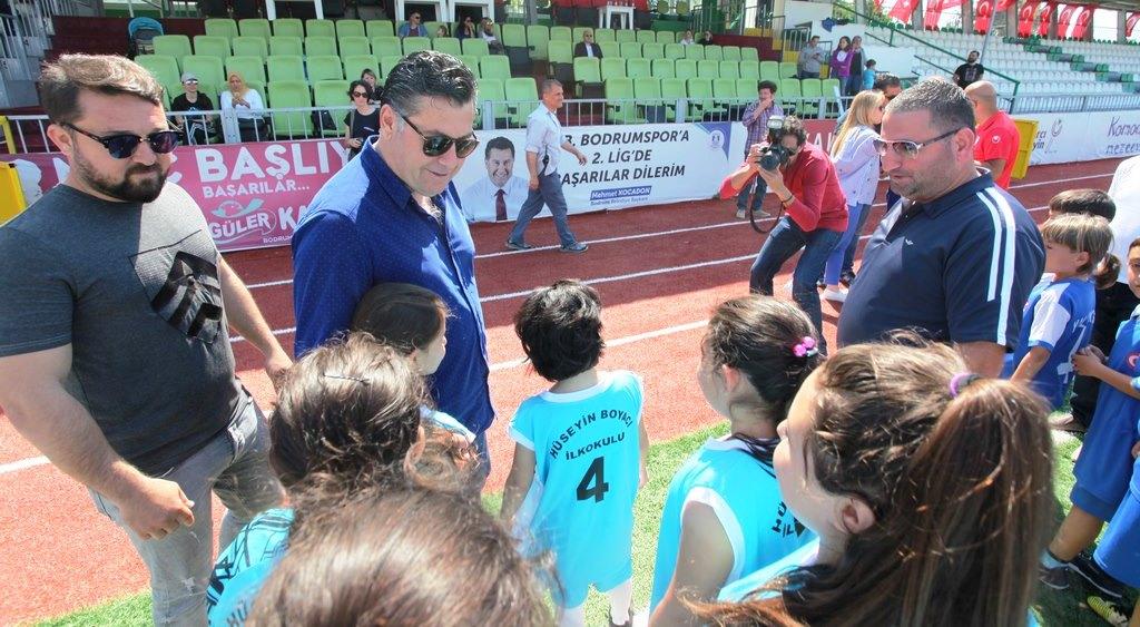 ismail altındağ İSMAİL ALTINDAĞ ÇOCUK FUTBOL FESTİVALİ BAŞLADI… ismail alt  ndag futbol turnuvas 4