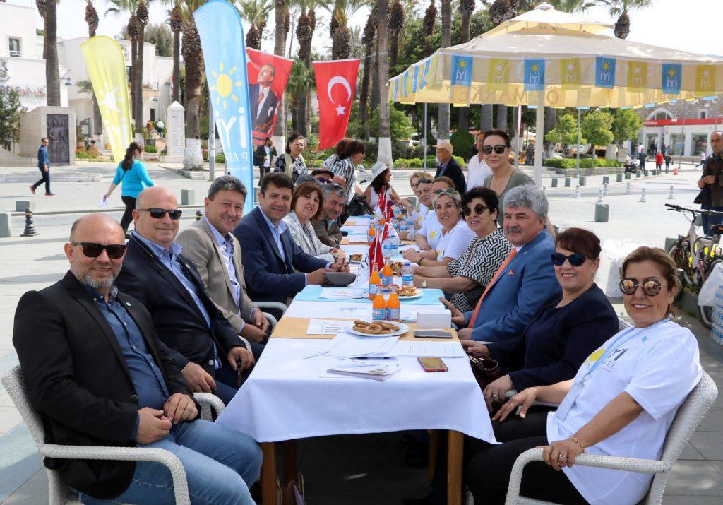 iyi parti BODRUM ANLATTI, ONLAR DİNLEDİ… iyi parti anlat hemserim gunleri 3
