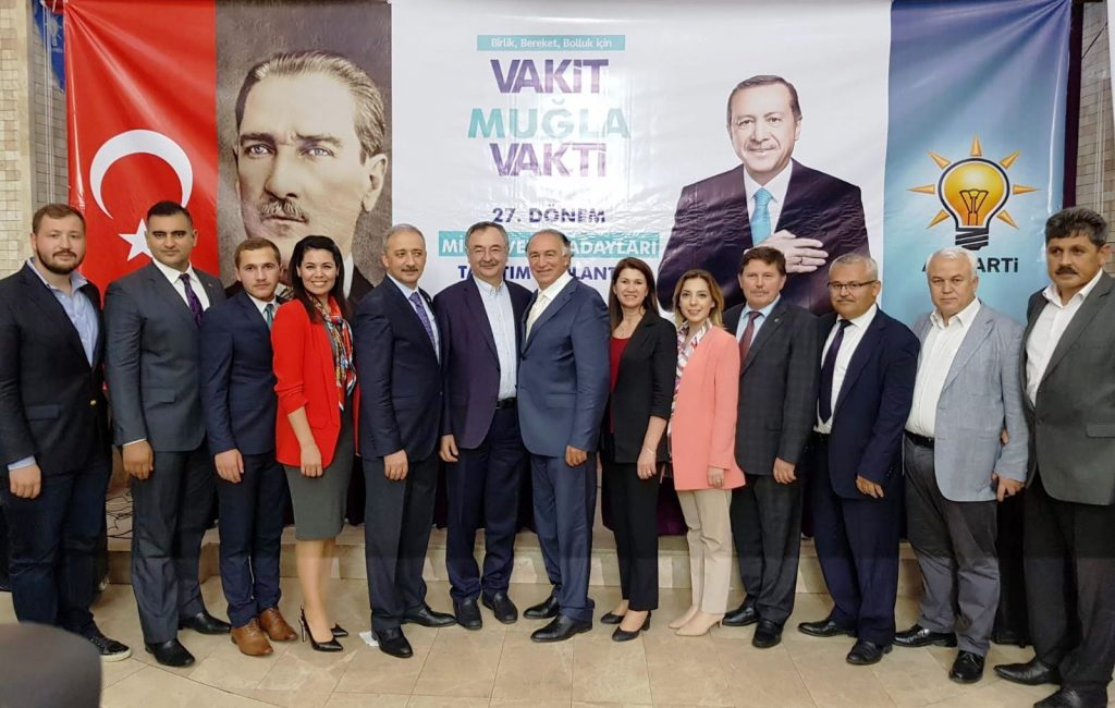 ak parti AK PARTİ MUĞLA'DA 27.DÖNEM MİLLETVEKİLLERİNİ TANITTI… ak parti mugla tanitim toplantisi