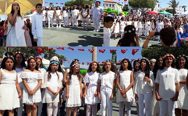 çocuk festivali MUĞLA-BODRUM ÇOCUK FESTİVALİ YOĞUN KATILIMLA GERÇEKLEŞTİ… bodrum cocuk festivali 2