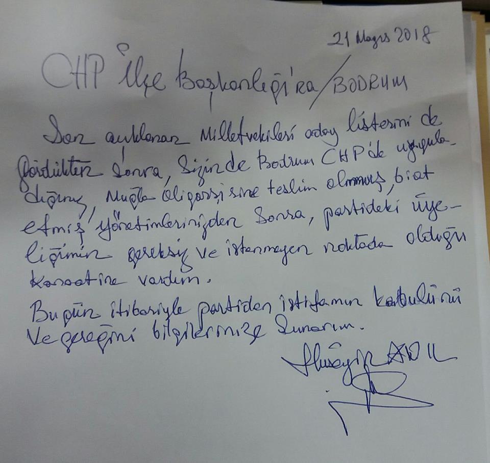 hüseyin anıl HÜSEYİN ANIL CHP'DEN İSTİFA ETTİ… huseyin anil chp istifa etti 2