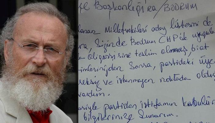 hüseyin anıl HÜSEYİN ANIL CHP'DEN İSTİFA ETTİ… huseyin anil chp istifa etti