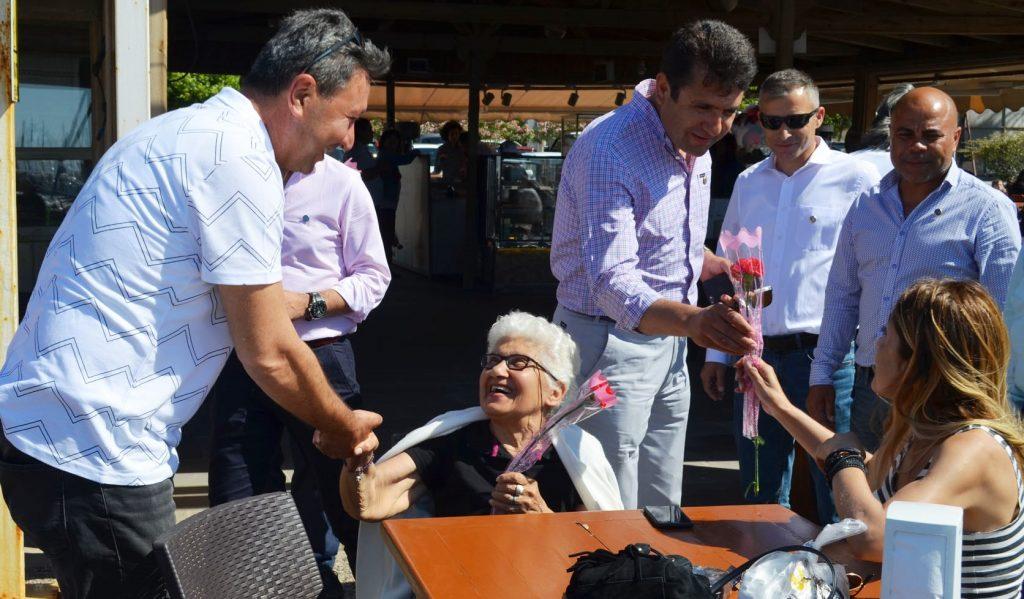 bodrum iyi parti İYİ PARTİ BODRUM'UN ANNELERİNİ UNUTMADI… iyi parti anneler gunu kutlama 1