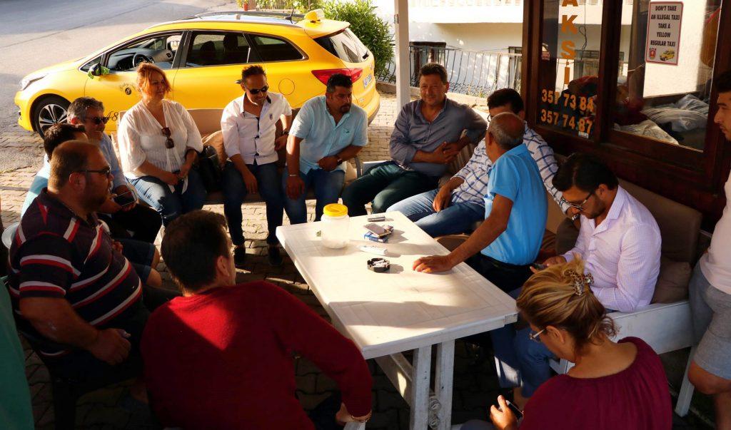 iyi parti bodrum İYİ PARTİ'DEN BODRUM ESNAFINA SEZON BAŞI ZİYARETİ… iyi parti esnaf ziyaret 3