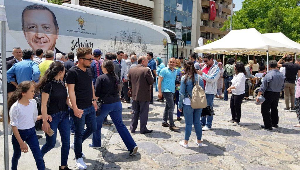 """şehir 2023 """"ŞEHRİM 2023"""" OTOBÜSÜ MUĞLA'DA… sehrim 2023 mugla da vatandasi dinledi 2"""