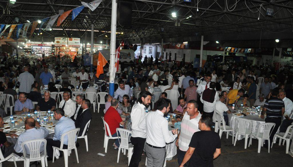 ak parti bodrum YAVUZ DEMİR: CHP'NİN ELİNDEN ATATÜRK'Ü DE LAİKLİĞİ DE ALACAĞIM… AK Parti   ftar Yeme  i 4