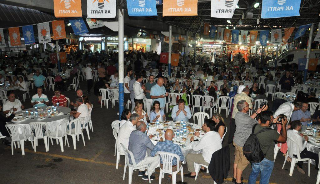 ak parti bodrum YAVUZ DEMİR: CHP'NİN ELİNDEN ATATÜRK'Ü DE LAİKLİĞİ DE ALACAĞIM… AK Parti   ftar Yeme  i 5