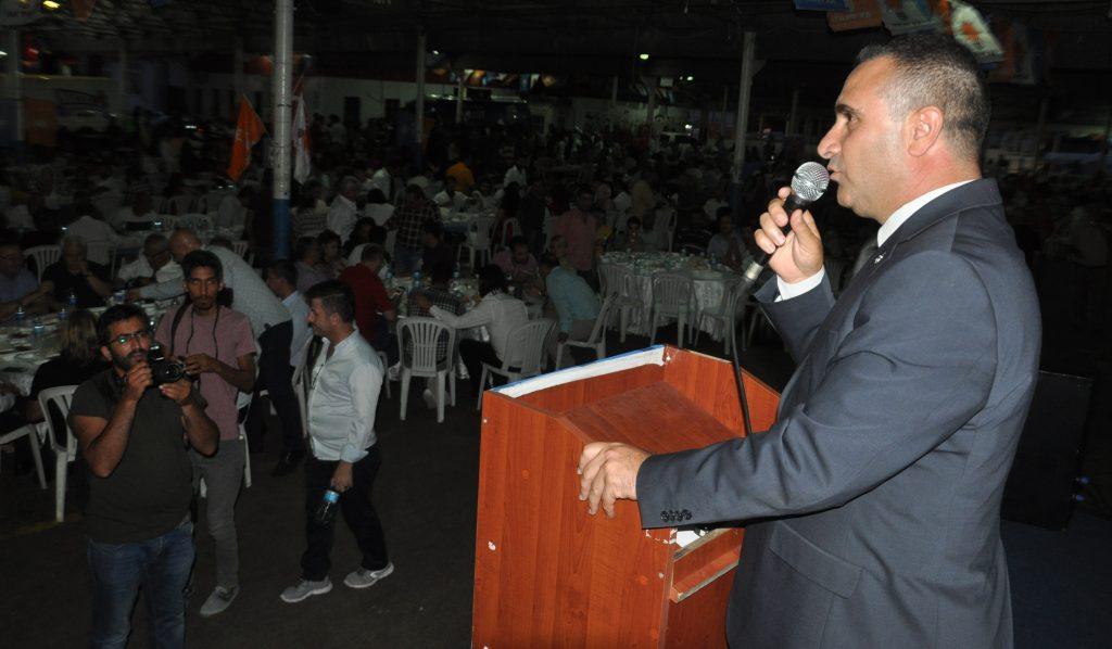 ak parti bodrum YAVUZ DEMİR: CHP'NİN ELİNDEN ATATÜRK'Ü DE LAİKLİĞİ DE ALACAĞIM… AK Parti   ftar Yeme  i 6