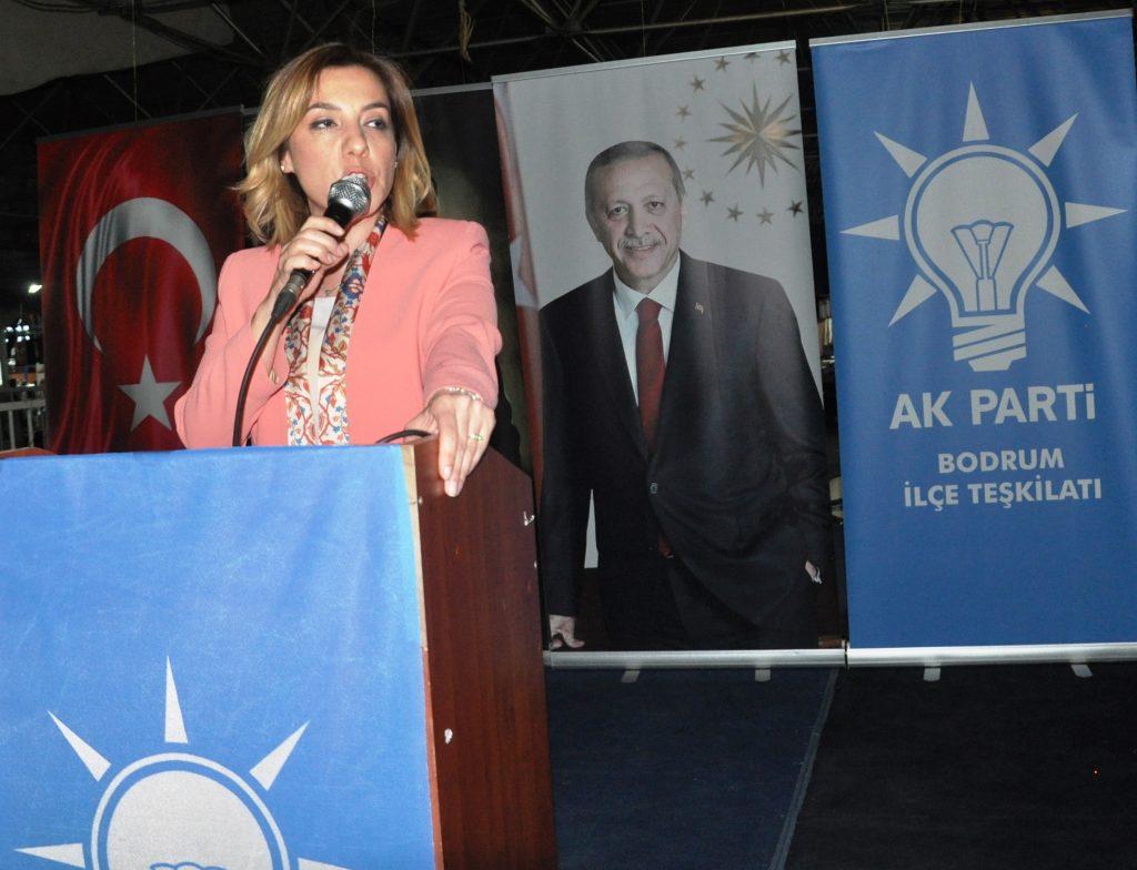 ak parti bodrum YAVUZ DEMİR: CHP'NİN ELİNDEN ATATÜRK'Ü DE LAİKLİĞİ DE ALACAĞIM… AK Parti   ftar Yeme  i 7