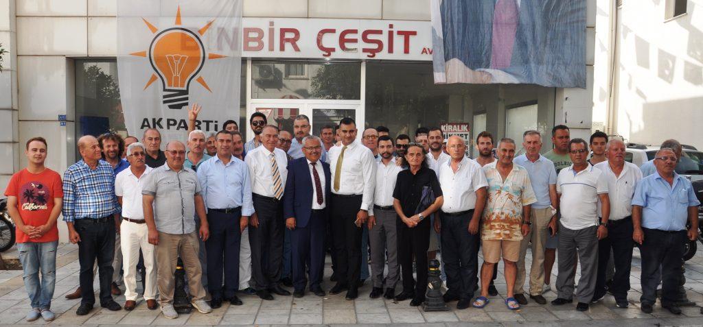 ak parti bodrum AK PARTİ BODRUM TEŞKİLATI BAYRAMLAŞTI… AK Parti Bodrum Bayramlasma 6