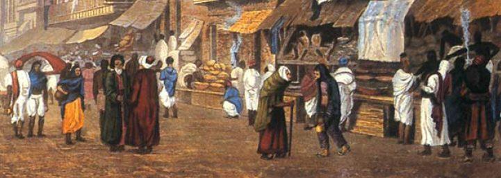 bodrum kalesi  Medieval India Town