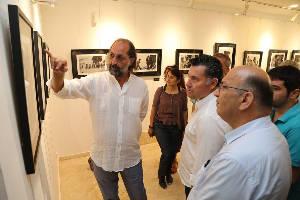 atatürk ATATÜRK FOTOĞRAF SERGİSİ SKM'DE AÇILDI… ataturk fotograflari sergisi 4