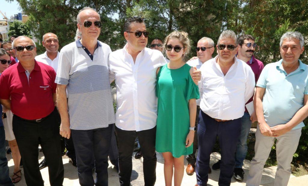 bayram MEHMET KOCADON BELEDİYE PERSONELİYLE PAYLAŞTI… bodrum belediyesi bayramlasma 1