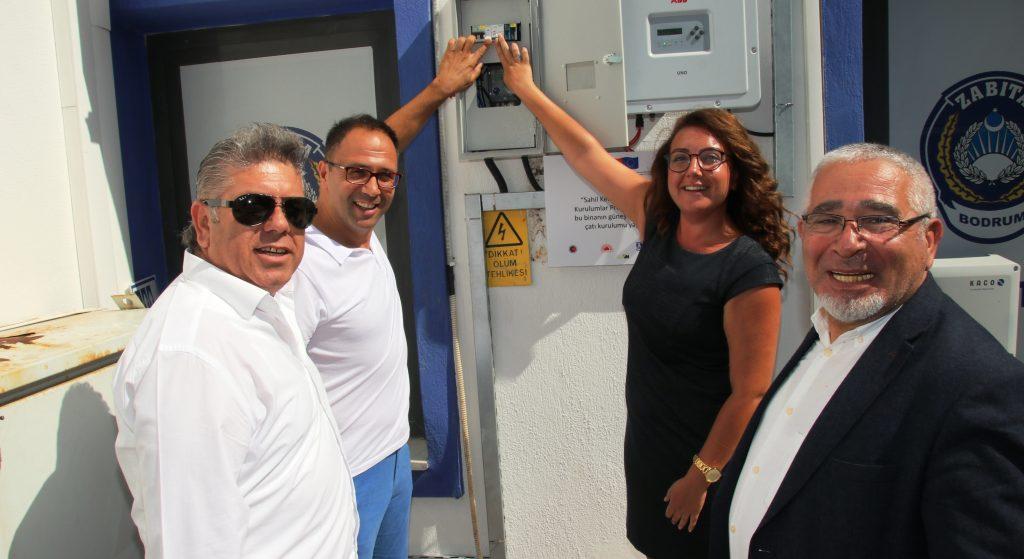 güneş BODRUM BELEDİYESİ GÜNEŞTEN ELEKTRİK ÜRETMEYE BAŞLADI… bodrum belediyesi gunesten elektrik uretiyor 1