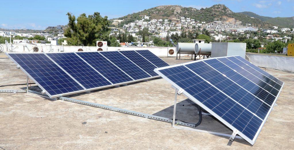 güneş BODRUM BELEDİYESİ GÜNEŞTEN ELEKTRİK ÜRETMEYE BAŞLADI… bodrum belediyesi gunesten elektrik uretiyor 2