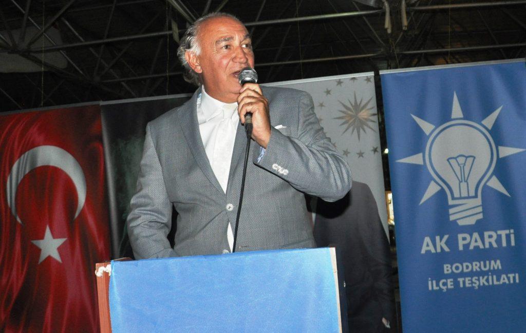 ak parti bodrum YAVUZ DEMİR: CHP'NİN ELİNDEN ATATÜRK'Ü DE LAİKLİĞİ DE ALACAĞIM… mehmet yavuz demir bodrum