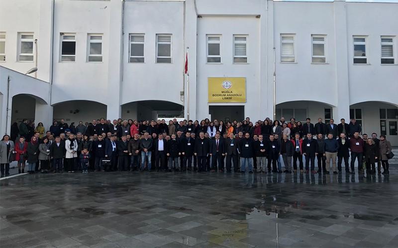 """BODRUM'DA """"2023 VİZYONU ÇALIŞTAYI"""" DÜZENLENDİ… ARENA   ALI  TAY HABER"""
