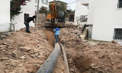 bodruma İÇme suyu hatti ORTAKENT YAHŞİ'YE YENİ İÇME SUYU HATTI… ARENA 400x240