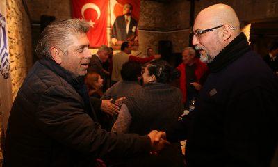 bodrumlu gazeteciler BODRUM'DA ÇALIŞAN GAZETECİLER GÜNÜ KUTLANDI… ARENA BODRUM 1 400x240