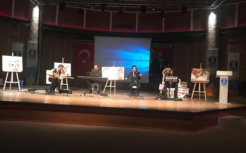 alaaddin beken ''SOKAK HAYVANLARINA MERHAMET''ÖDÜL TÖRENİ YAPILDI… arena 1 1
