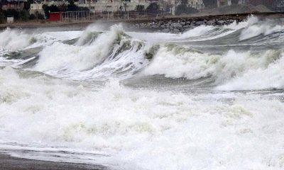 bodrumda firtina uyarisi GECE SAATLERİNDEN İTİBAREN ŞİDDETLİ FIRTINA UYARISI YAPILDI… arena deniz f  rt  na 2 400x240