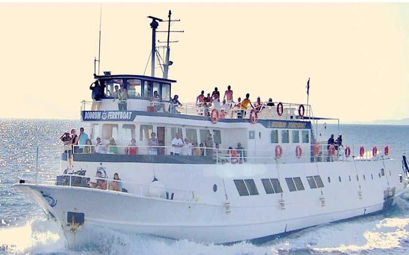 bodrum datça feribot seferleri BODRUM -DATÇA FERİBOTU İPTAL EDİLDİ… arena feribot