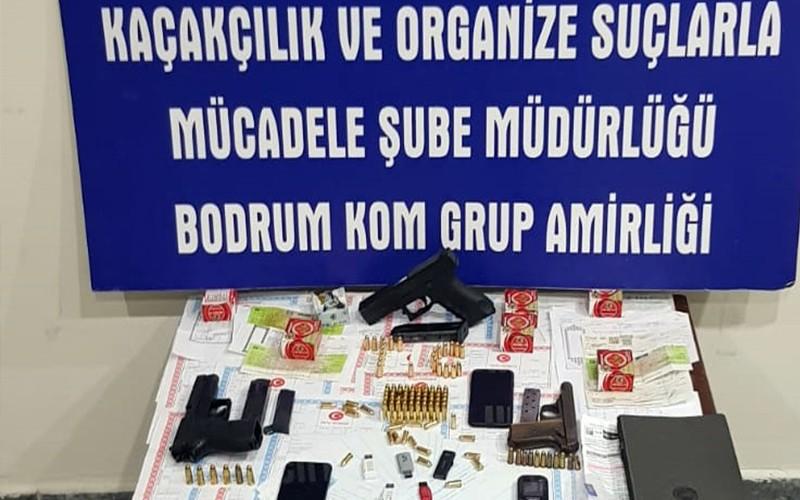 bodrum kom grup amirliği BODRUM'DA TEFECİLİK OPERASYONU… arena kom