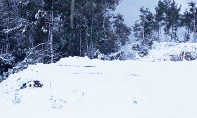 bodruma kar yağdı BURASI ULUDAĞ DEĞİL BODRUM! bodrum kar  400x240