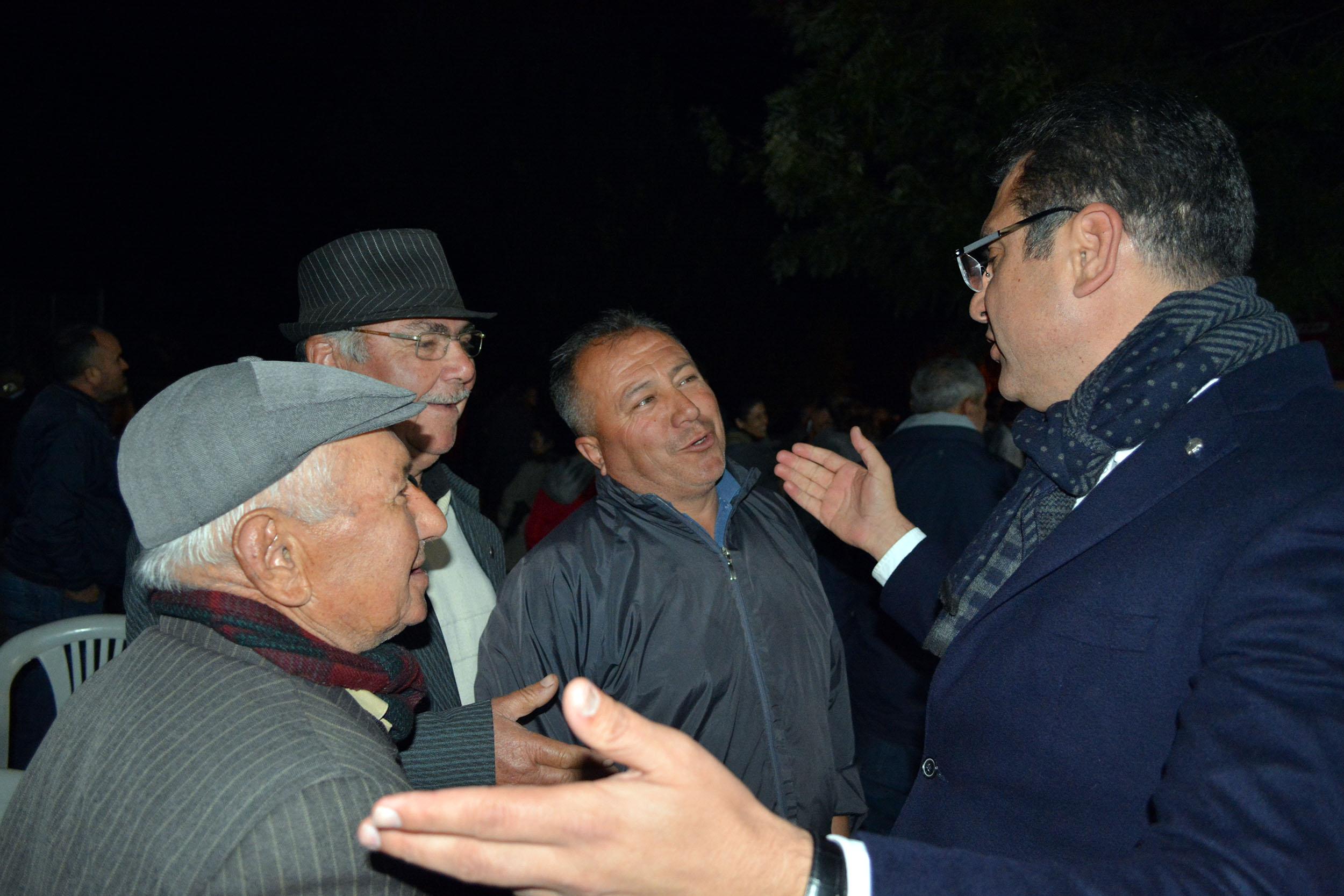 mehmet tosun MEHMET TOSUN'UN MAHALLE TOPLANTILARI MİTİNG HAVASINDA DEVAM EDİYOR     FTL  K MAHALLE TOPLANTISI 8