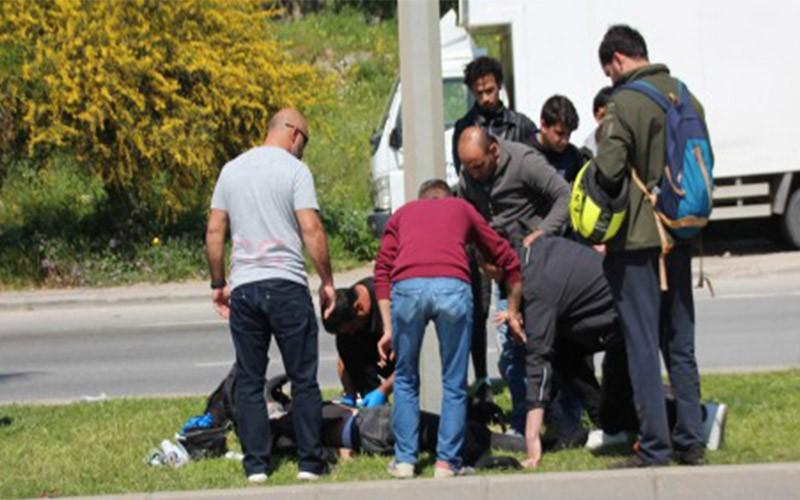 bodrum trafİk kazasi BODRUMDA MEYDANA GELEN KAZADA BİR GENÇ HAYATINI KAYBETTİ… BODRUM KAZA