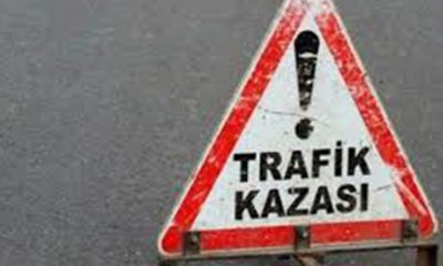 bodrumda trafik kazası BODRUM'DA MEYDANA GELEN KAZADA KAMYON TERS DÖNDÜ…. arena bodrum haber 5 400x240