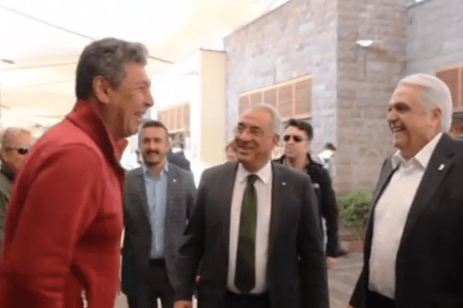dsp genel başkanı Önder aksakal DSP GENEL BAŞKANI BODRUM'DA ADAYINA DESTEK VERDİ… dsp genel baskani aksakal 3