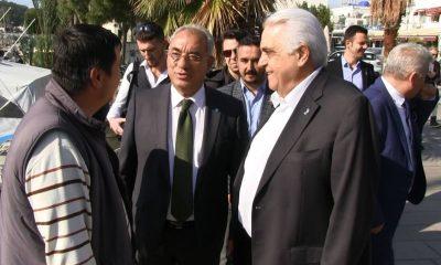 dsp genel başkanı Önder aksakal DSP GENEL BAŞKANI BODRUM'DA ADAYINA DESTEK VERDİ… dsp genel baskani onder aksakal 4 400x240