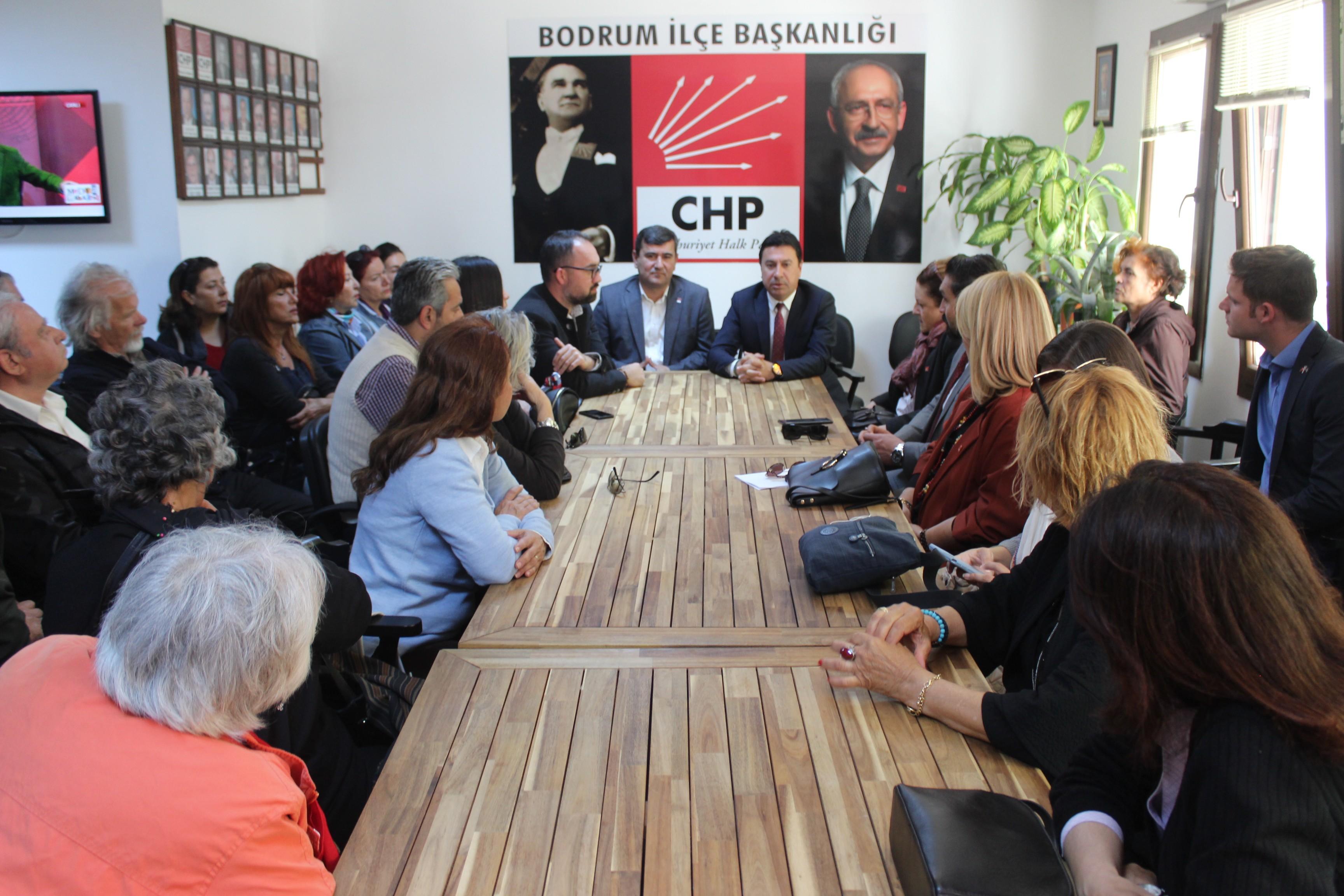 """kemal kılıçdaroğlu BAŞKAN ARAS: """"O YUMRUK TÜRK MİLLETİ'NE ATILMIŞTIR"""" CHP1"""