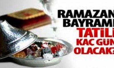 ramazan bayrami RAMAZAN BAYRAMI TATİLİ… RAMAZAN 400x240